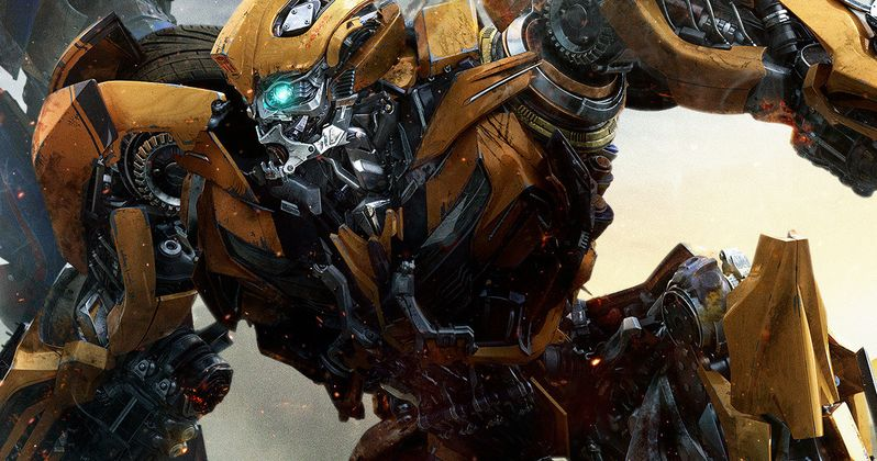 Bumblebee's Fate Teased in New Transformers 5 Poster