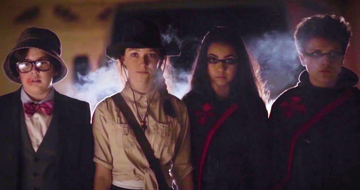 Isabella Blake-Thomas Talks Supernatural Teen Adventure League of Legend Keepers: Shadows