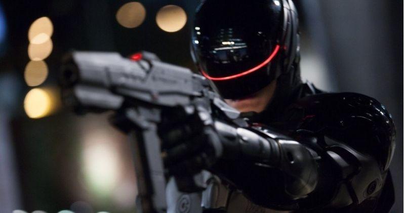 RoboCop Weapons Featurette