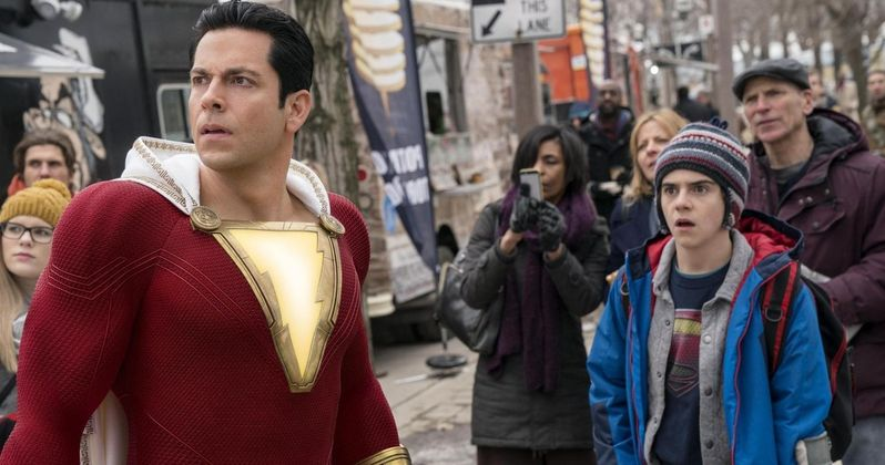 Does Shazam Have Any DC Superhero Cameos?