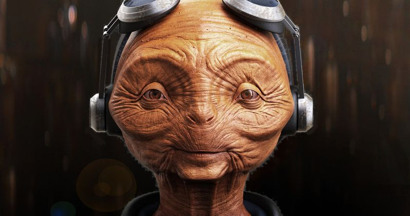 Lupita Nyong'o Hasn't Shot Any Star Wars 8 Maz Kanata Scenes Yet