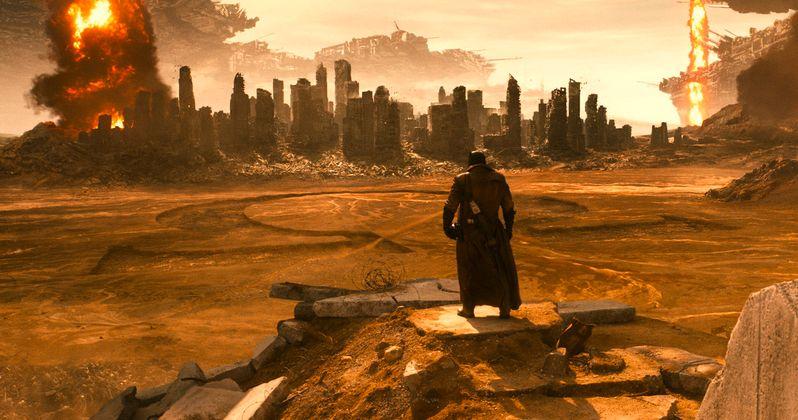 Batman v Superman Empire Photos & Magazine Covers Are Amazing