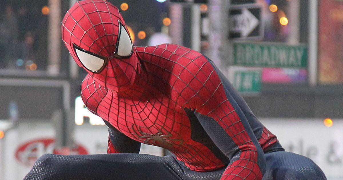картинки человека паука удивительный сейчас это зимний
