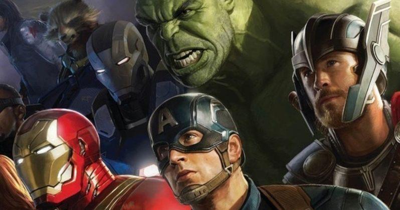 Avengers 4 Trailer Arrives in the Next 2 Months Confirms Marvel Boss