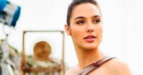 Gal Gadot Shares a Stunning New Wonder Woman Photo