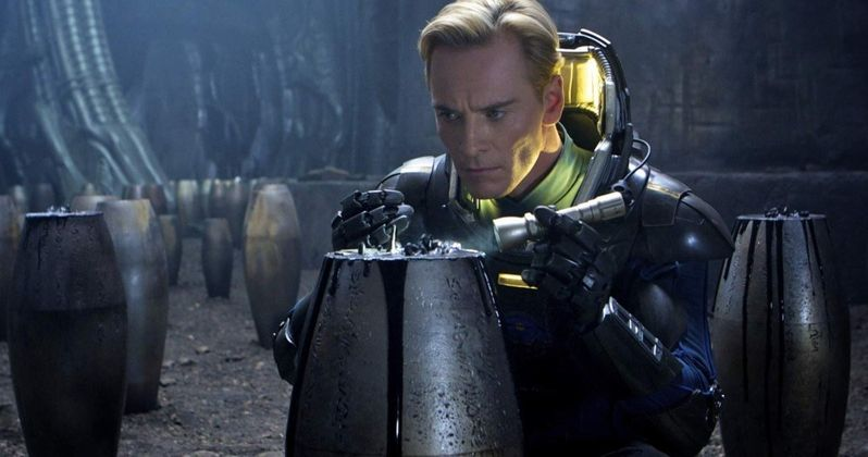 Alien: Covenant Has Michael Fassbender Playing Multiple Androids
