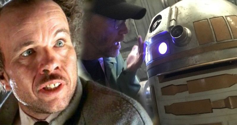 Han Solo Movie Gets Clint Howard Cameo; New R2 Unit Revealed