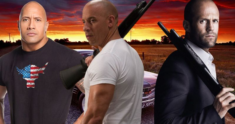 Jason Statham Wants No Part of Fast 8 Feud Between the Rock & Vin Diesel