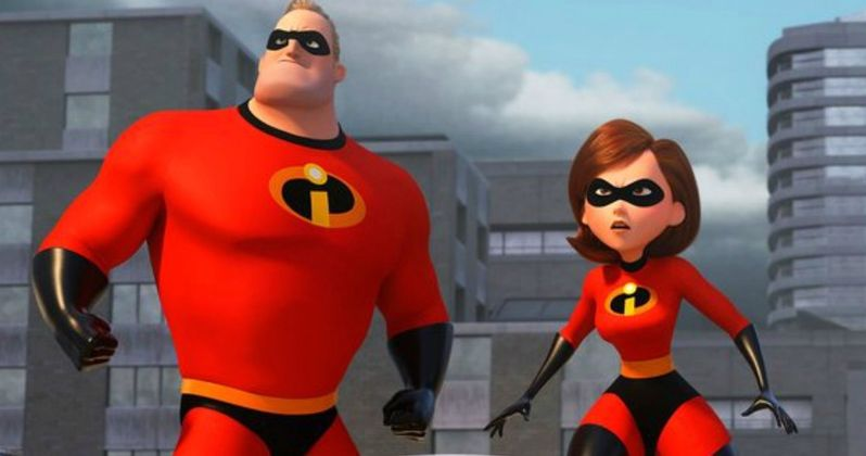 First Look at Incredibles 2 Has Elastigirl Leading the Family