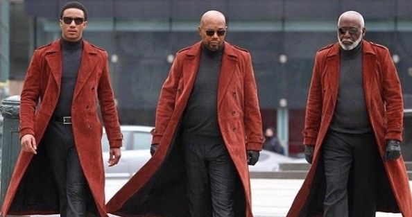 Son of Shaft First Look Unites Samuel L. Jackson & Jessie T. Usher