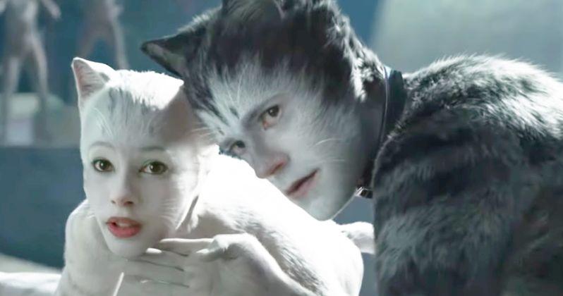 Cats Trailer Arrives, Taylor Swift and Idris Elba Are Fierce Felines