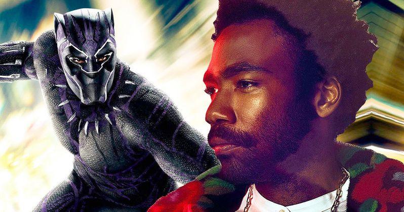 Black Panther 2 May Get Donald Glover and Michael B. Jordan Back