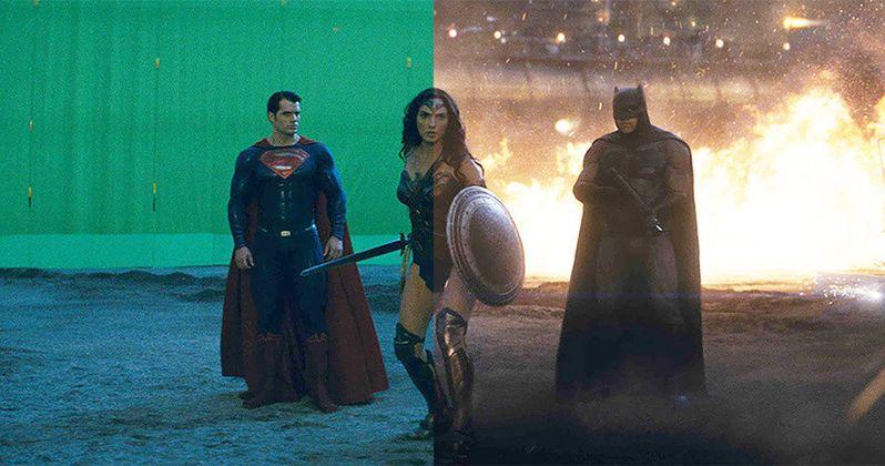 Justice League Visual Style Will Look Like Batman v Superman
