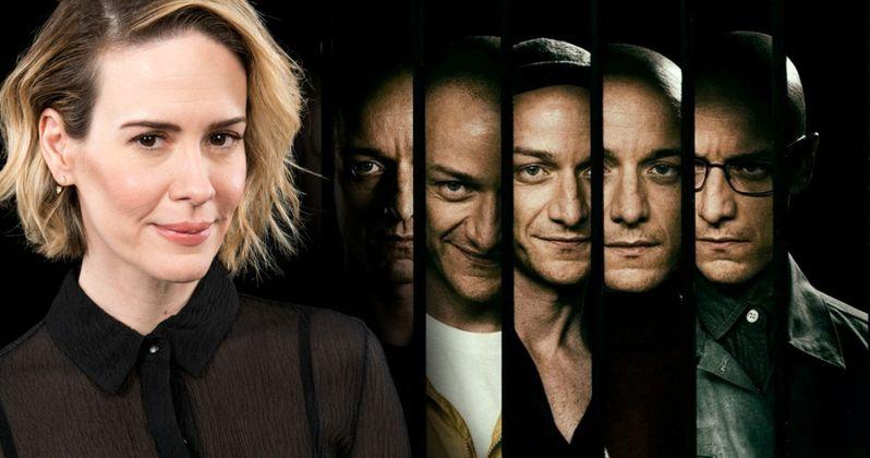 Split 2 Gets American Horror Story Star Sarah Paulson