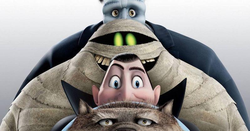 Hotel Transylvania 2 Trailer #2 Heads to Monster School