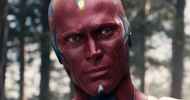Vision Returns In Latest Avengers: Infinity War Set Photo