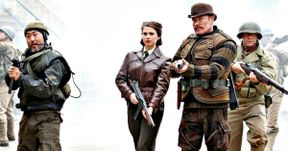Agents of SHIELD Photo: Agent Carter and the Howling Commandos!