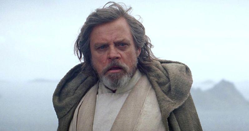 Luke Skywalker Himself, Mark Hamill Loves Rogue One