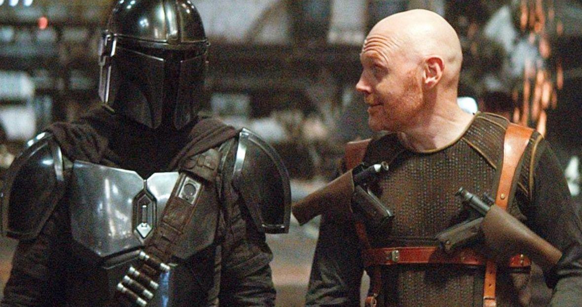 Bill Burr Returns as Mayfeld in The Mandalorian Season 2
