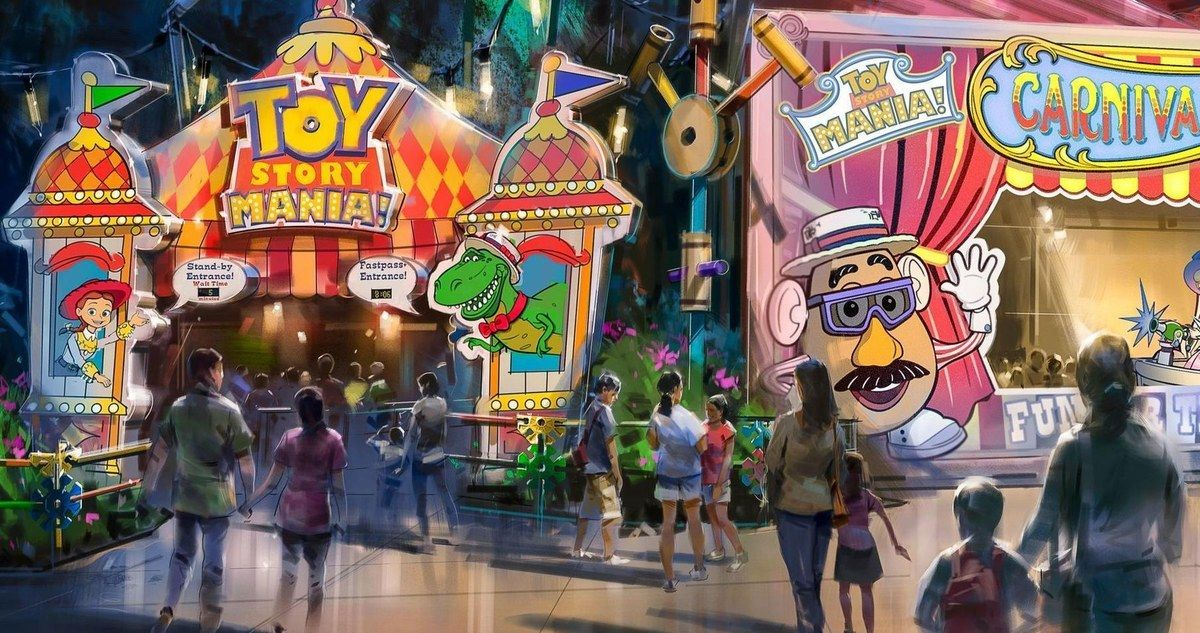 Disney's Toy Story Land Delivers a Delicious Looking Menu