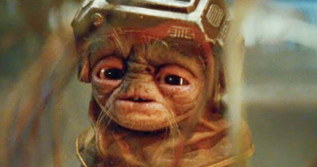 Watch the Full Babu Frik Scene from The Rise of Skywalker
