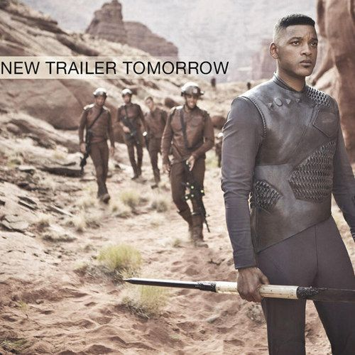 After Earth Photos Tease March 7th Trailer Launch