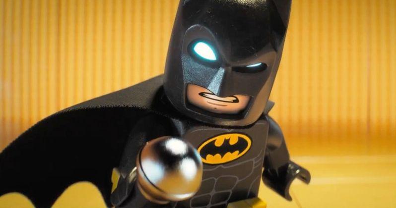 LEGO Batman Movie Trailer Has Arrived