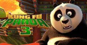 Kung Fu Panda 3 TV Spot Spoofs Star Wars