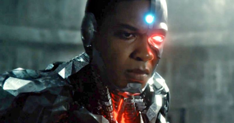 Ray Fisher Will Return as Cyborg in The Flash Movie