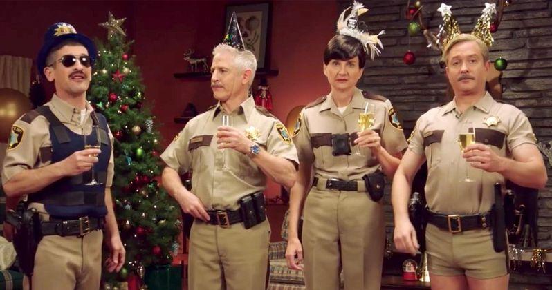 Watch Reno 911! Cast Reunite for New Year's Eve Marathon