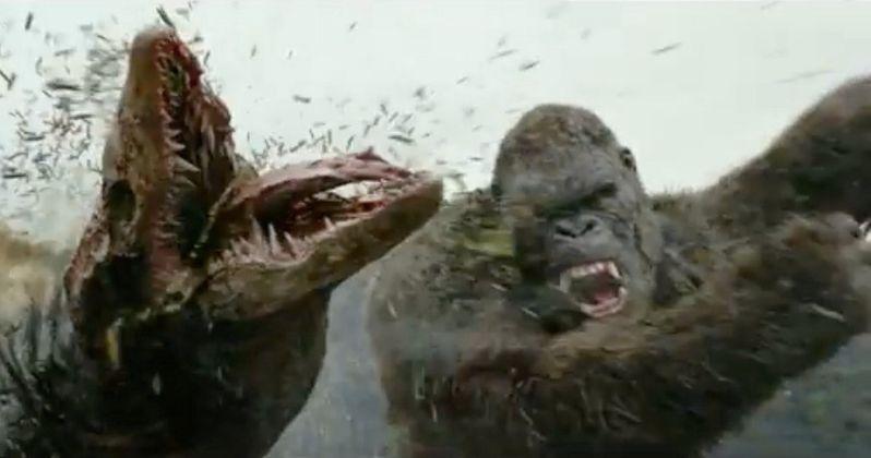 Kong: Skull Island Final Trailer Is Epic, Brutal & Full of Monsters