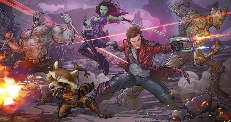 BOX OFFICE BEAT DOWN: Guardians of the Galaxy Takes 4th Weekend Win!