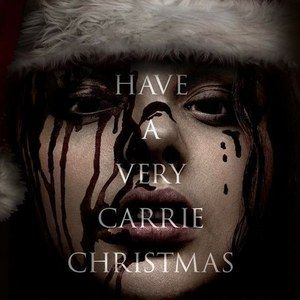 Have a Very Carrie Christmas Holiday Photo