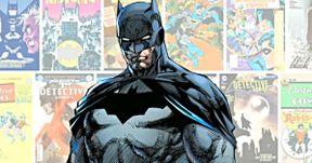 DC Comics Unveils First Batman 80th Anniversary Plans