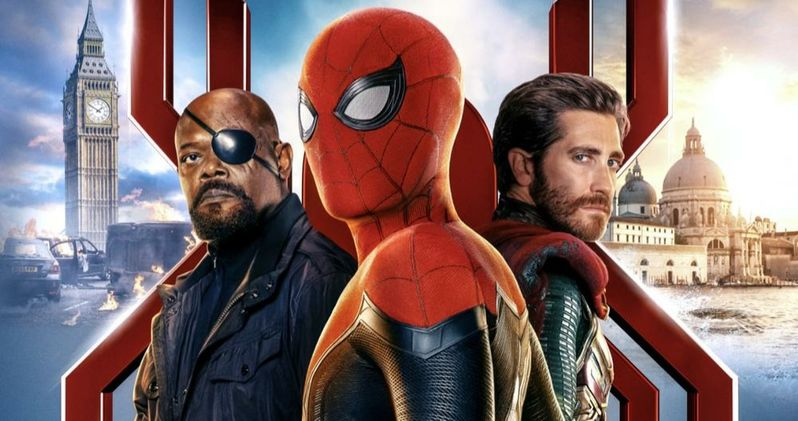 Chinese Spider-Man: Far from Home Trailer Swings in with Exciting New Footage
