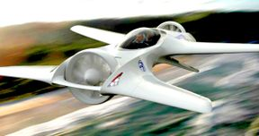 DeLorean Is Making a Real-Life Flying Car