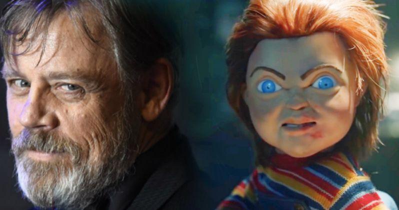 Mark Hamill Talks Chucky and the Scary Idea of Remaking Child's Play