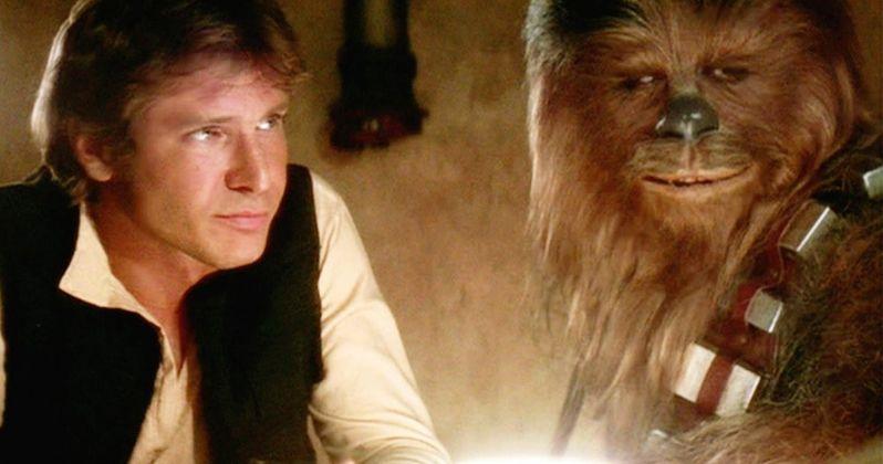 Han Solo Set Photo Reveals a Classic Star Wars Location?