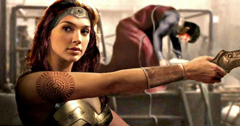 Wonder Woman Joins the Fight in 3 Batman v Superman Promo Posters
