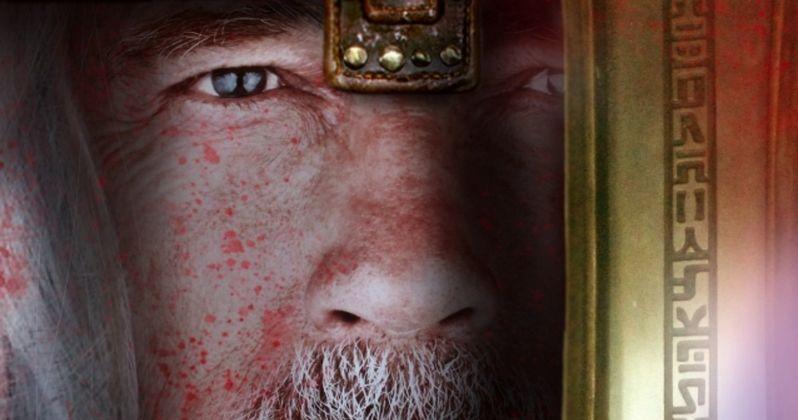 King Conan Poster Returns Arnold Schwarzenegger to the Throne!
