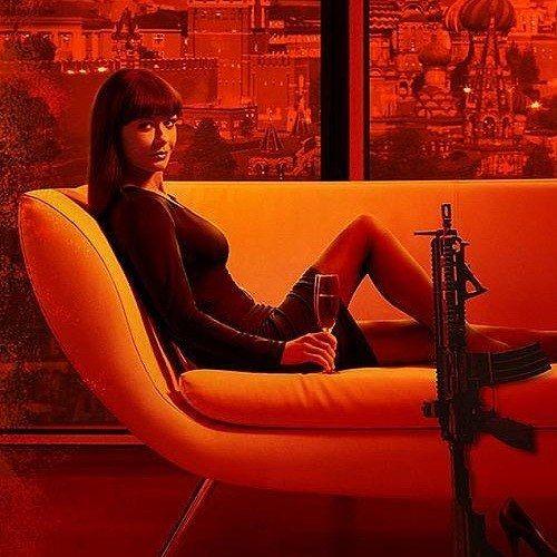 Red 2 Catherine Zeta-Jones and Helen Mirren Character Posters