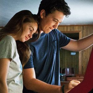 The Spectacular Now 'First Kiss' Clip