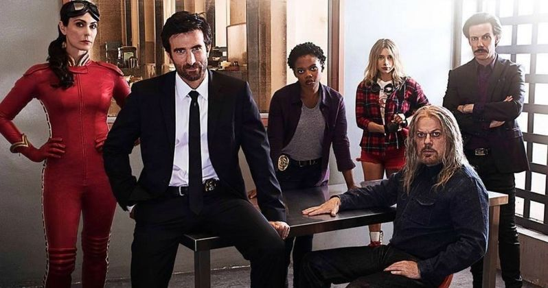 PlayStation's Powers Series Cast Unites in New Photo