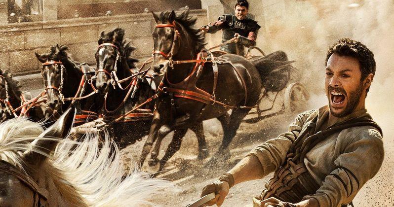 Ben-Hur Trailer #2 Has Jack Huston Out for Revenge