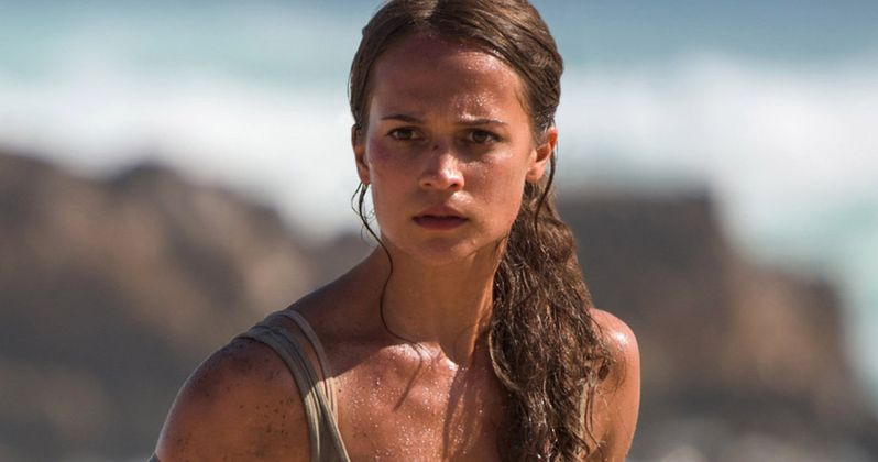 Tomb Raider Remake Trailer Is Coming Soon Promises Alicia Vikander
