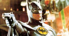 Is This Michael Keaton's Unused Batman 3 Costume?
