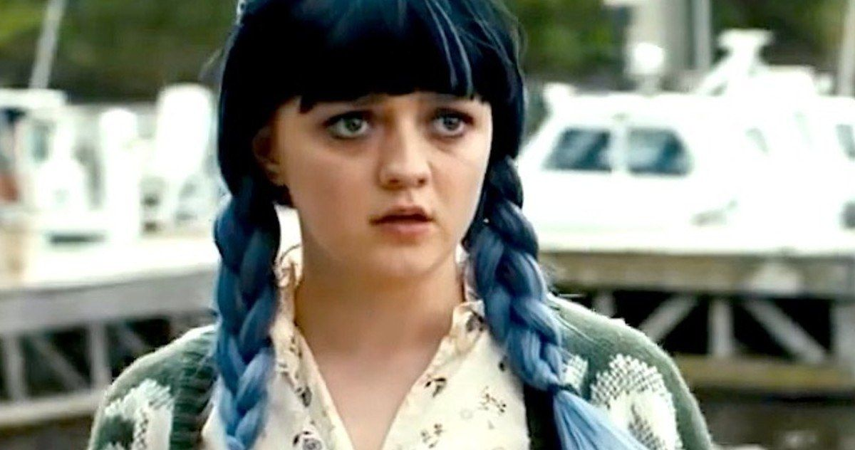 Maisie Williams Locks In First Post Game Of Thrones Movie With The Owners