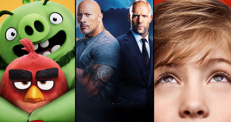 Can Angry Birds 2 or Good Boys Take Down Hobbs & Shaw at the Box Office?