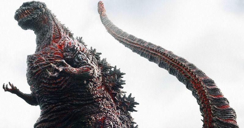 Shin Godzilla Trailer Is Here