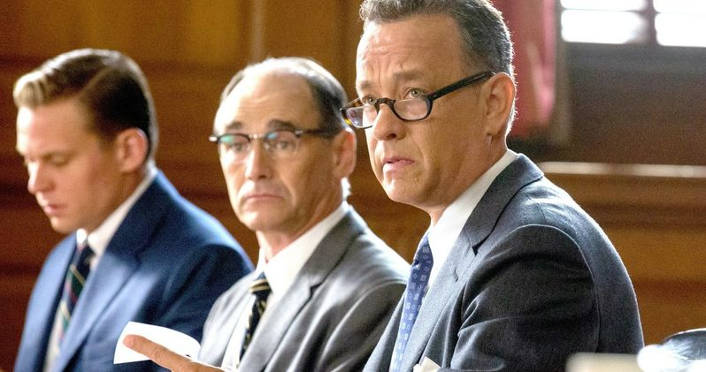 Steven Spielberg's Bridge of Spies Trailer Starring Tom Hanks